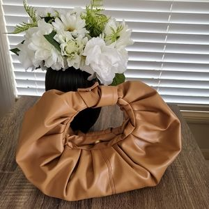 Slouchy Ruched Bag